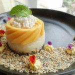 マリオットホテル内のレストラン【BistroM(ビストロM)】のデザートメニューがレベル高い!