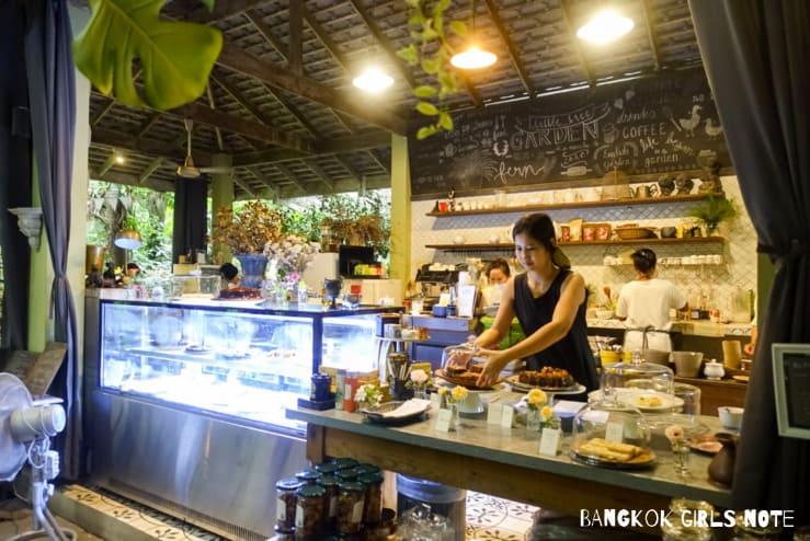 Little Tree Garden Cafe