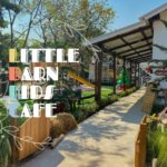 【Little Barn Cafe(リトルバーンカフェ)】ここにキッズカフェの完成形を見た!@ノンタブリー